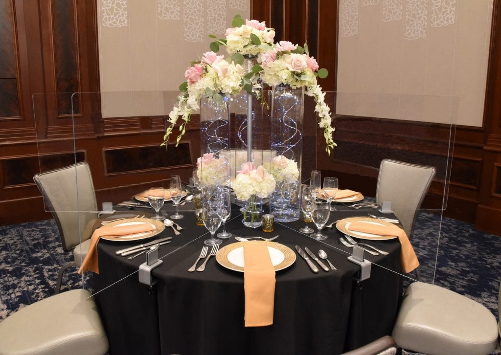 Wedding Decor Example - Smart Spacers™