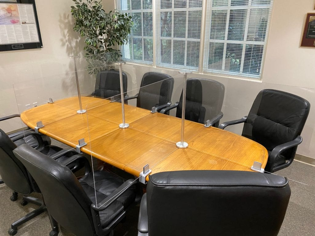 8 Person, Medium Chair, Conference Table