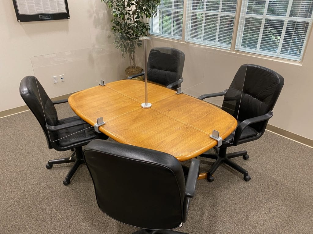 4 Person, Medium Chair, Conference Table