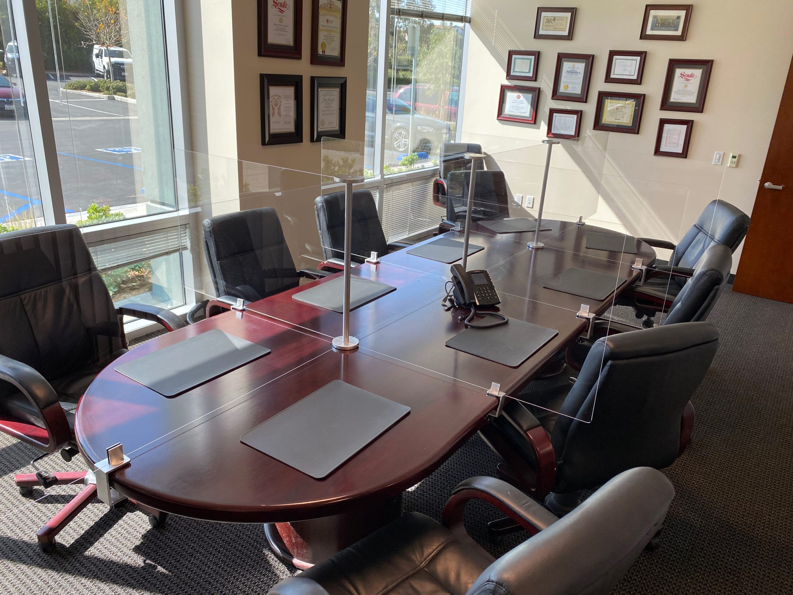 8 Person, 12 Foot, Conference Table